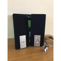 Cornetas Computadora Pc Laptop Usb 2.0 Negro Nueva Oferta