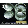 Frisador Modelagem De Flores Tecidos E Eva Orquídea Vanda 32