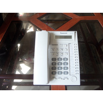 Telefono Programador Panasonic Modelo Kx-t7730