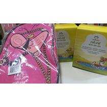 Kit Natura Criança: Shampoo + Condicionador + Mochila