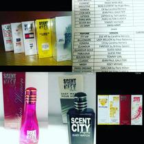Perfumes Scent City Orginal. Al Mayor Y Detal