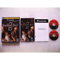 Pacote Com Resident Evil Zero + Remake Originais Americanos!