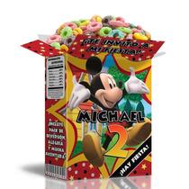 Mega Kit Imprimible Mickey Mouse Powerpoint 100% Editable