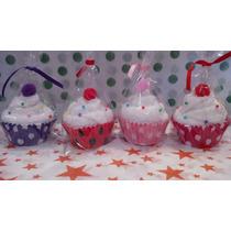 Souvenirs Nacimiento Baby Shower Cupcakes En Toalla