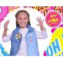 Disfraz Chaleco Soy Luna Original New Toys Hermoso! Jiujim