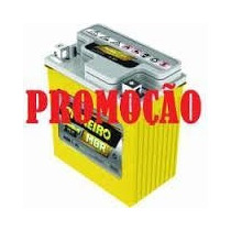 Bateria De Moto 12v 7ah Honda Xr 250 Tornado Cbx 250 Twister