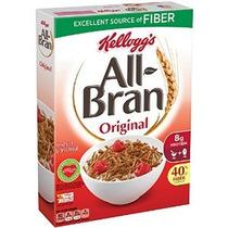 All-bran Cereales Originales Cajas De 18,3 Onzas (paquete De