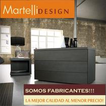 Comoda,chifonier,cajonera X3 Caj.de 90x45x65 Martelli Design