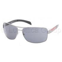 Gafas Prada Sport Ps54is Sunglass-5av / 5z1 Gunmetal (polar