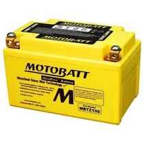 Bateria Motobatt Honda Cbr 600 Rr Mbtz10s 8,6 Quadflex