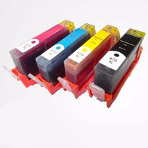 Cartucho Hp 670xl Ink Advantage 3525 4615 4625 5525 Novo