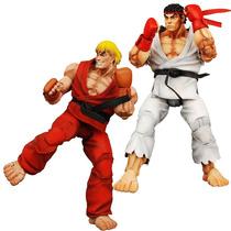 Street Fighter Iv Ken + Ryu (pronta Entrega)