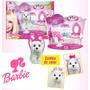 Pet Salon Peluqueria Para Mascotas Barbie Intek De Tv Filsur