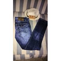 Pantalon-jeans Marca True Religion T-30 Envio Gratis