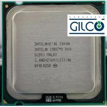 Core 2 Duo E8400 3.0ghz Socket 775 Juegos,diseño,como Nuevos