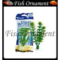 Planta Plastica Tetra Ambulia 15cm Fish Ornament