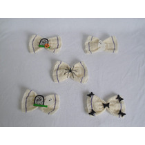 Kit 20 Laços G Halloween Banho/tosa Promoção