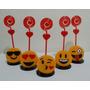 35 Lembrancinha Emoticon Whats App Em Biscuit Porta Recado