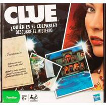Clue Clasico. Original Toyco Tuni 12042