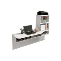 Mesa Para Computador Suspensa Escrivaninha Lilac   Colibri