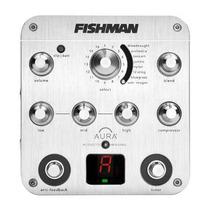 Pedal Violao Fishman Aura Spectrum Di Preamp - Hendrix