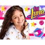Kit Imprimible Soy Luna Diseña Tarjeta Invitacion Cumple 2x1