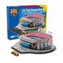 Rompecabezas 3d Nanostad Estadio Camp Nou Barcelona España
