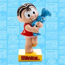 Coleção Miniaturas Turma Da Mônica Ed. 01 Mônica