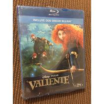 Valiente - Disney Pixar 2 Blurays Nuevo