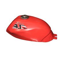 Tanque Plástico Vermelho Honda Titan 150 2004 2008 Gilimoto