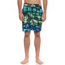 Short De Bano Kevingston Hombre Bora Bora
