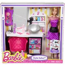 Barbie Salon De Belleza Style Salon Estilista