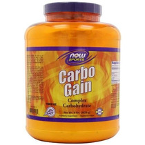 Now Foods Carbo Gain 8 Libras
