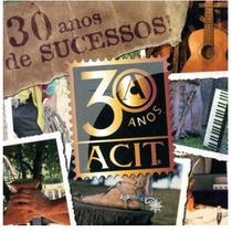 30 Anos De Sucessos - Volume 01 - Cd - Frete Grátis