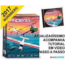Simulador Phoenix Rc 5.5 Download / Dvd Phoenixrc Drone Aviã