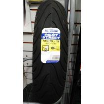 Pneu Traseiro Cbx250 Twister Michelin Pilot Street 140/70-17