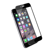 Protector Pantalla Negro Glass Curve Iphone 6 / 6s 4.7 Mobo