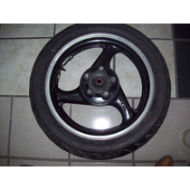 Suzuki Bandit Gsf 450 Cc 1991 Rin 17 Y Llanta Avon Azaro 17