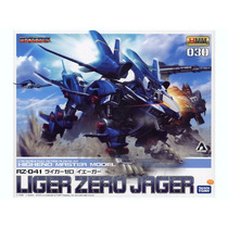 Zoids - Liger Zero Jager (ya Esta En Mex)