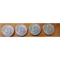Moneda 1 Dolar Eisenhauer Estados Unidos 1977