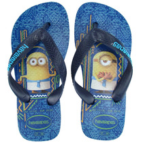 Chinelo Havaianas Kids Minions - Infantil - Way Tenis