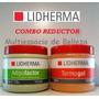 Termogel Lidherma + Adipofactor X 500 Gr + Envios