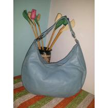 Bolso Tenorio Azul Usado.