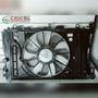 Combo Radiador Condensador Electro Corolla 2007-2014 Origina