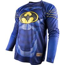 Rinat Jersey De Portero Egotiko Batman Azúl Envio Gratis