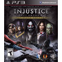 Injustice Ps3 Gods Among Us Ultimate Edition Español Mg15
