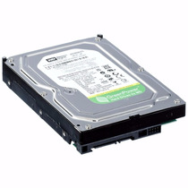 Hd Western Digital 500gb Sata3 Pc 7200rpm Greenpower + Cabos