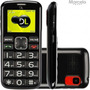 Telefone Celular Dl Yc110 Single Core Tela 1.8 Para Idoso