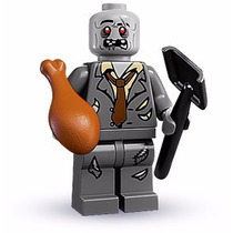 Lego Minifigures Series 1 Zombie 8683 Original
