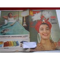 Manchete Nº 482 Julho Capa Stael Rocha Miss Brasil 1961